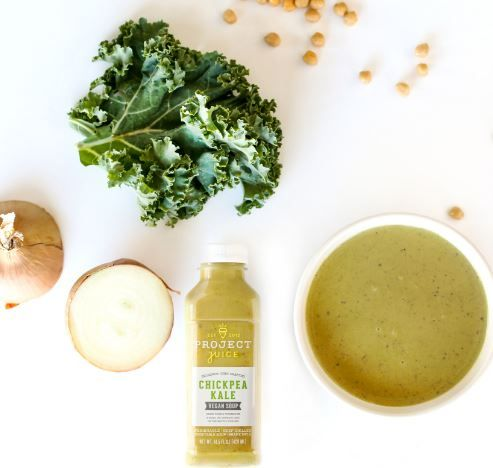 Chickpea Kale, a creamy, satisfying blend of protein-packed chickpeas & kale, paired with a delicious combination of herbs and spices.
