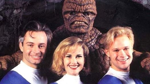 The Fantastic Four (1994) is an unreleased low-budget superhero film completed more than a decade before Fox released their own big budget blockbuster featuring the same Marvel characters. It was produced by low-budget specialist Roger Corman and Bernd Eichinger, who went on to produce another Fantastic Four movie in 2005. The film was based on The Fantastic Four #1 and Doom's origin from Fantastic Four Annual #2 with original elements.