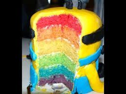 Výsledek obrázku pro mimoň cake