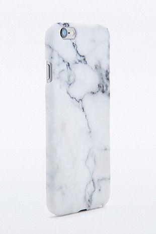Coque iPhone 6 marbrée                                                                                                                                                                                 Plus