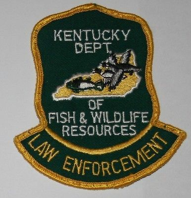 67 best images about wildlife agency patches on pinterest for Ky fish and wildlife