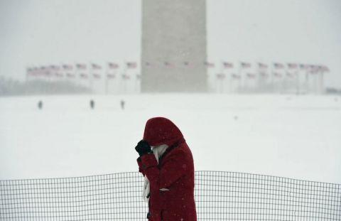 Washington, D.C., snowfall total called into question after improper measurement - The Washington Post