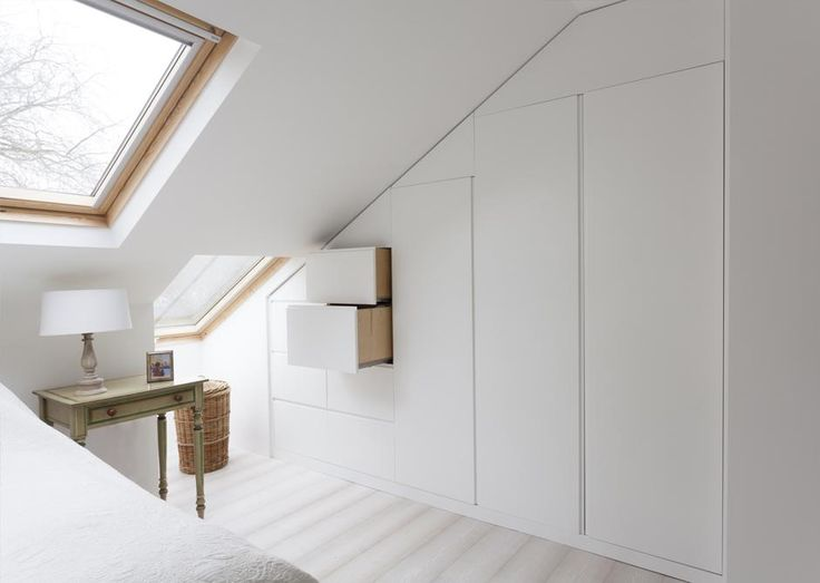 The 25+ best Attic bedroom storage ideas on Pinterest ...