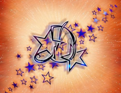 Maiuscole C D Q R: stelle della galassia in tattoo