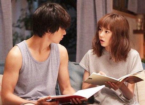 """ep.8 Mirei Kiritani x Kento Yamazaki, J drama """"Sukina hito ga iru koto (A girl & 3 sweethearts)"""", Sep/06/2016"""