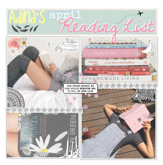 Adinas April Reading List By Girlies Tip2 On Polyvore Featuring Interior