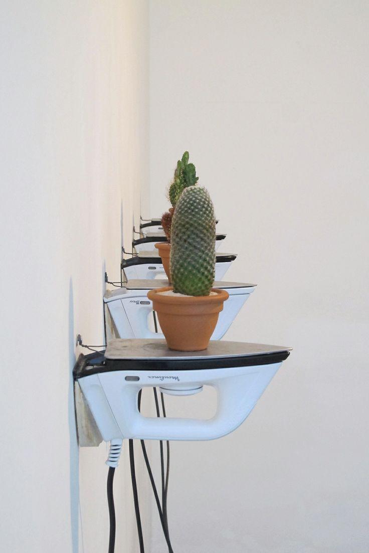 Dennis Oppenheim, Iron Cactus, 1994