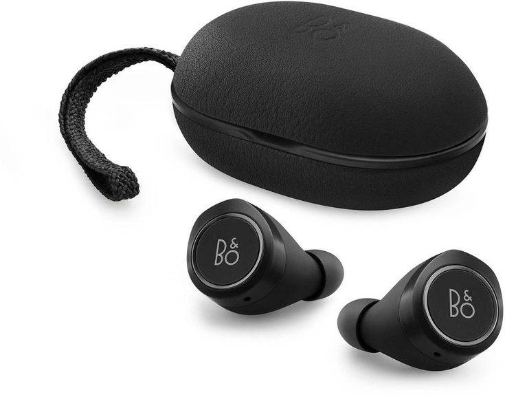 B&O Play by Bang & Olufsen - Beoplay E8 True Wireless In-Ear Headphones - Black