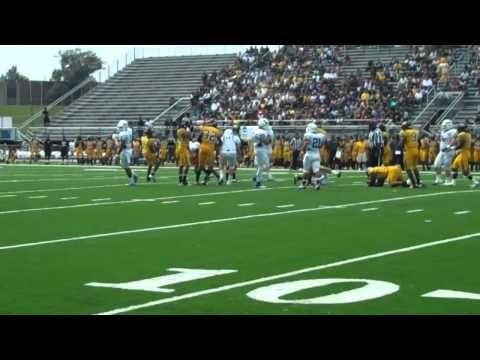 Assumption College Football Highlights at Bowie State - http://sport.linke.rs/football/assumption-college-football-highlights-at-bowie-state/