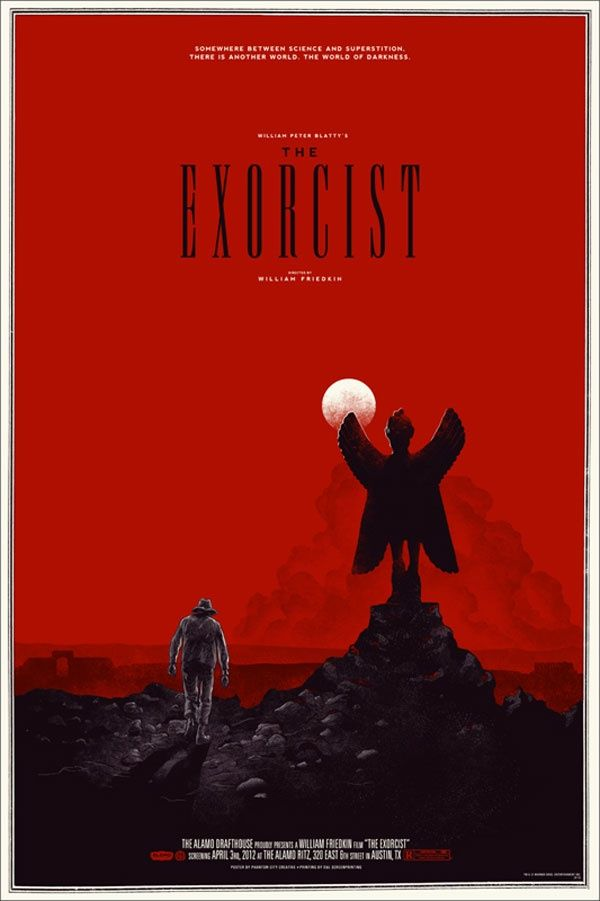 Trend The Exorcist Mondo poster