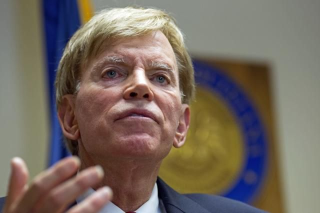 White supremacists energized by Trump Former KKK grand wizard David Duke announces a bid for the Senate and likens his immigration policy to…