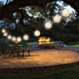Grinalda Decorativa com Luz LED