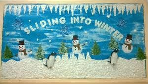 Image result for Penguin Bulletin Board Sayings
