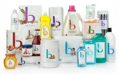 Just the Basics CVS private label #packaging PD