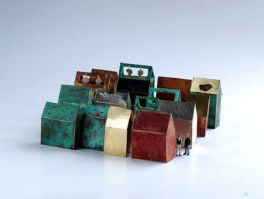 '16 Houses', by Konrad Mehus