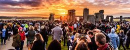 Stonehenge summer solstice 2016