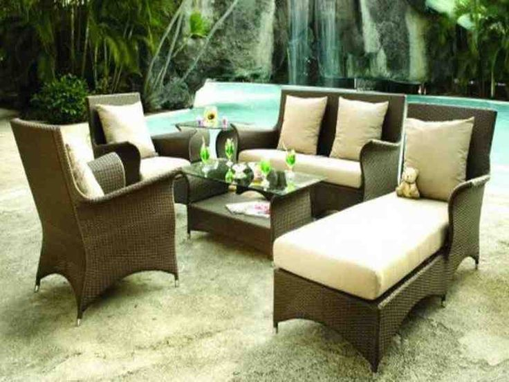 Discount Outdoor Wicker Furniture · Patio Furniture ClearanceWhite ... Part 70