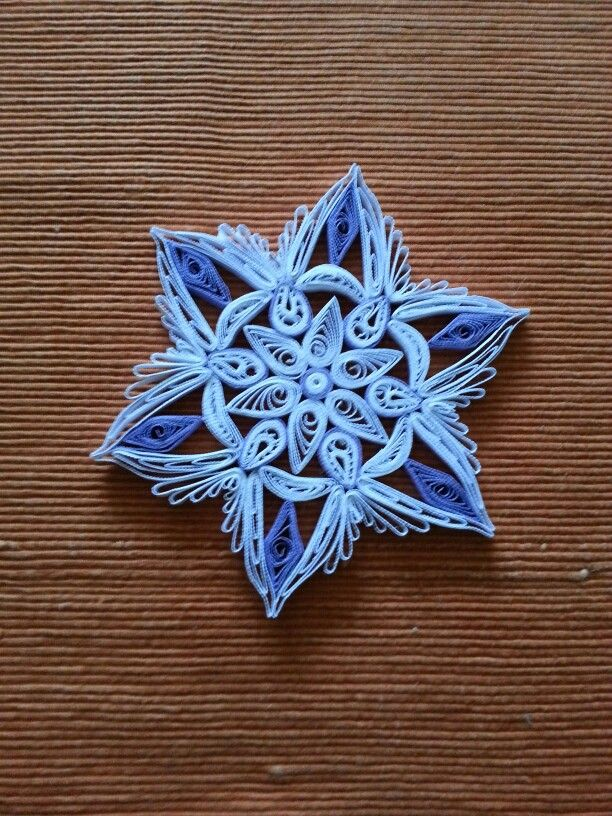 Quilling Stern g.kania 2015