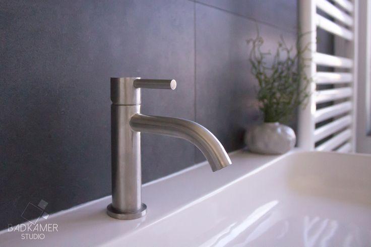 Binnenkijken in een badkamer in Utrecht - Calda radiator