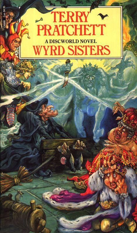 Wyrd Sisters by Terry Pratchett
