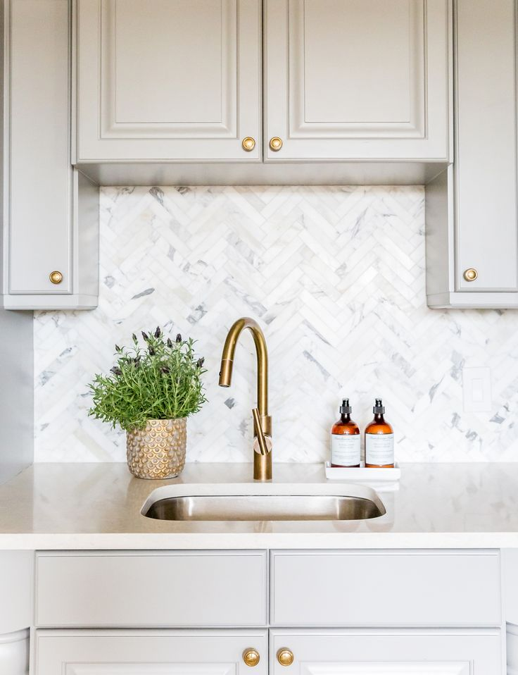 25 Best Ideas About Herringbone Backsplash On Pinterest