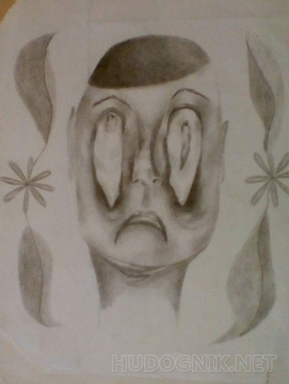Глаза-яичницы