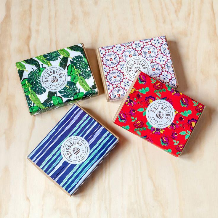 Brigadeiro Bakery   12 Brigadeiros Box http://shop.hepper.com/collections/eat/products/hepper-nomnom-bowl-green