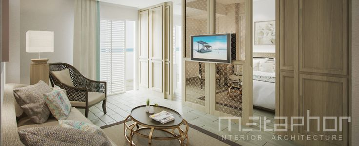Preference Hotel – Sanur, Bali – INDONESIA | METAPHOR | Interior Designer Jakarta and Singapore for Restaurant, Hotel, Office, Commercial, Retail, Cafe, Residential, Show Unit