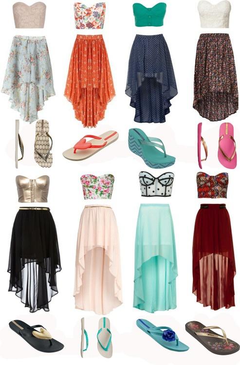Outfits Ipanema 2013