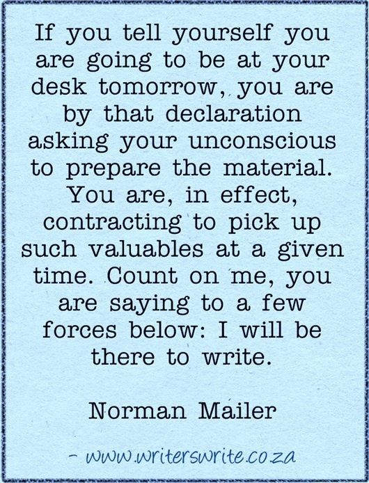Brilliancy at its finest. Beauty if writing. Norman Mailer