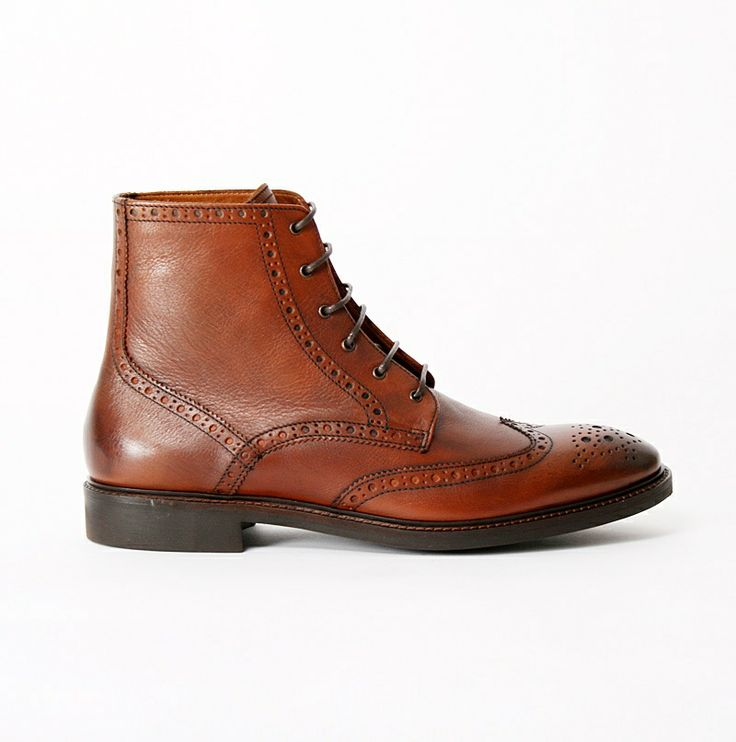 Clive bruna boots Tiger of Sweden - Fashionisland.se