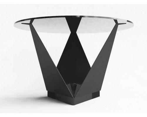 Mesa Origami circular small /Savia