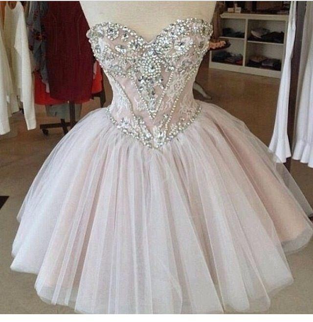 104 best Dresses images on Pinterest   Cute dresses, Short prom ...