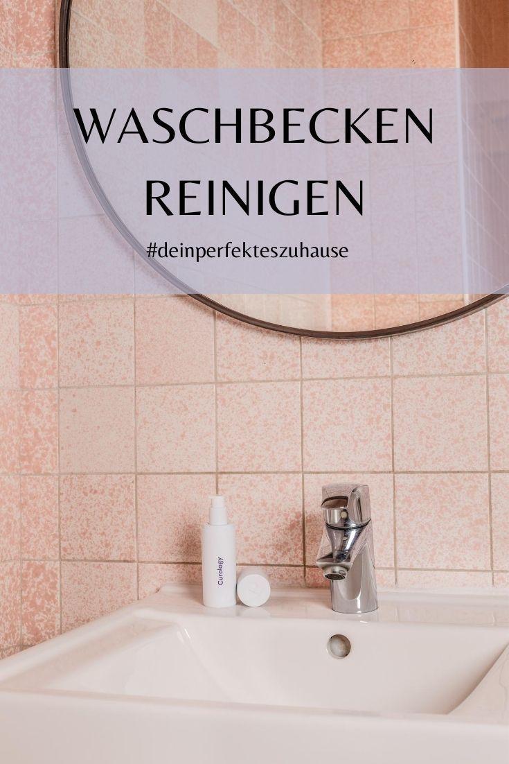 Waschbecken Reinigen In 2020 Waschbecken Reinigen Essigreiniger