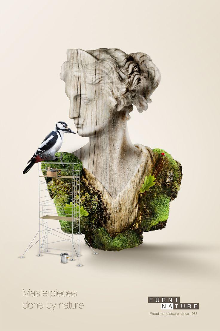 Furniture Nature Advertising