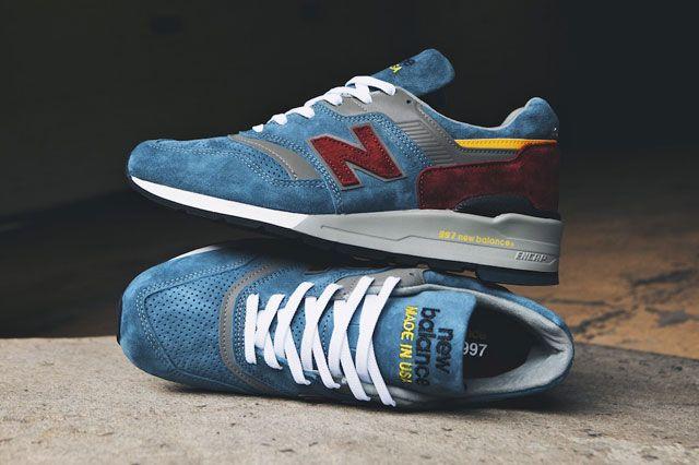 new balance blue 997