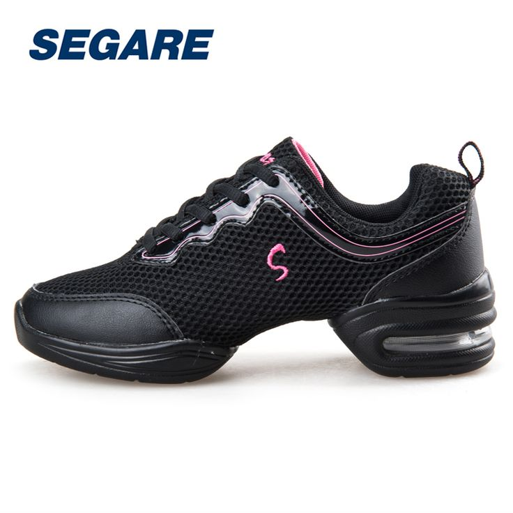 Dance Shoes Breathable Teachers Latin Salsa Jazz Modern Women Dancing Sneakers Ladies Shoes zapatos danza SE090565