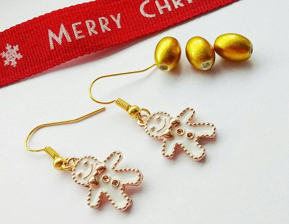 Hey, I found this really awesome Etsy listing at https://www.etsy.com/uk/listing/482373244/gingerbread-man-earrings-christmas