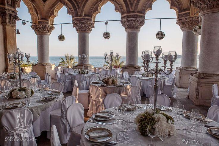 Lake Garda weddings, destination weddings in Italy Decorations by Il Fiore All'occhiello