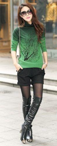 lindas chompas en stock - moda coreana