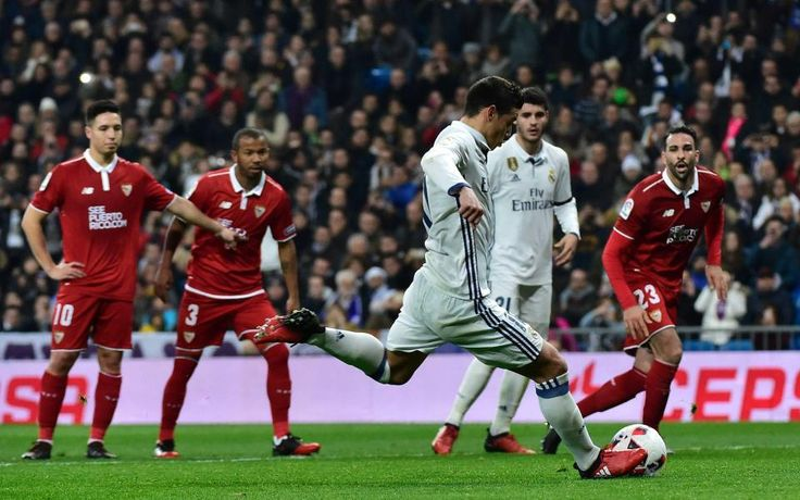 James Rodriguez to shun Manchester United and Chelsea interest after winning over Real Madrid manager Zinedine Zidane with cup double against Sevilla