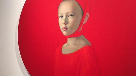 Las obras de Salustiano García, Salustiano (Sevilla, 1965), cuelgan de paredes tan famosas como las de la Fundación del Dalai Lama, pero en España ...