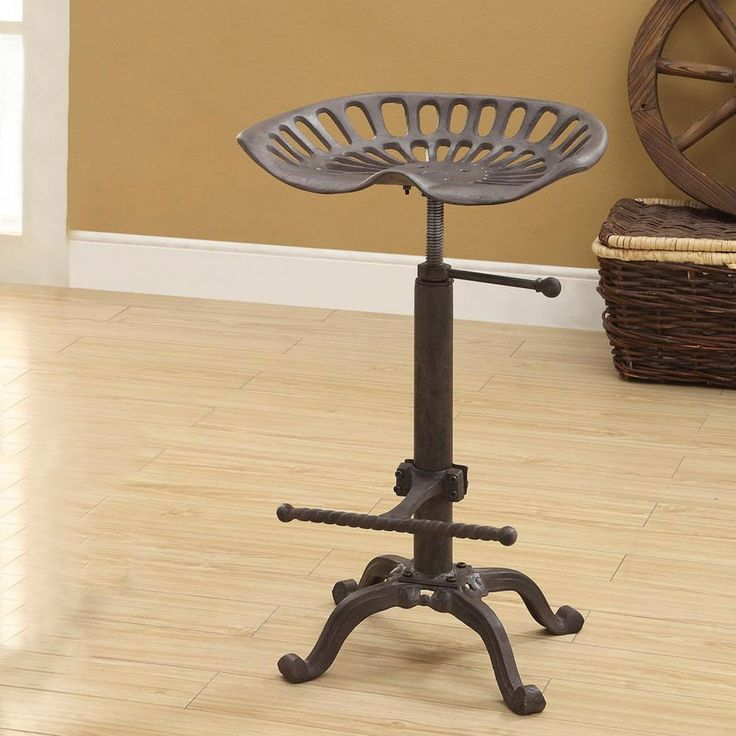 Home Depot - $151 - Adjustable Tractor Seat Stool
