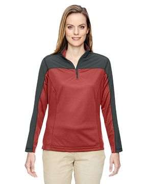 North End® Ladies' Excursion Circuit Performance Half-Zip  #78220 -  For details on how to order this item with your logo branded on it contact ww.fivetwentyfour.ca