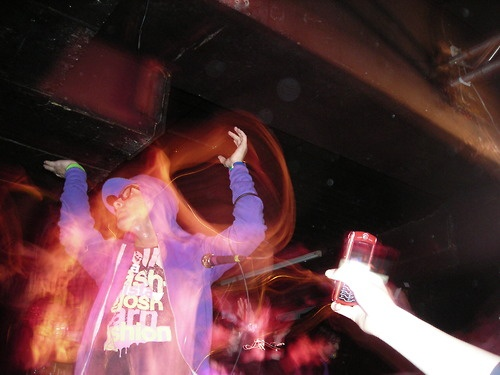 Cobra Starship, May 2008.
