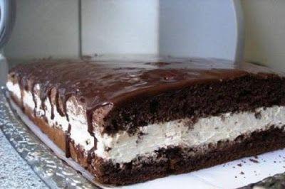 Receptek, és hasznos cikkek oldala: Fehér csokoládés krémes szelet, igazi ünnepi finomság!