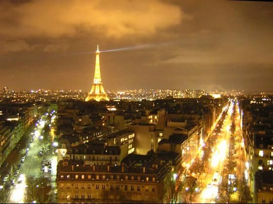 Paris, going in a few weeks