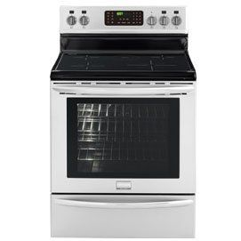 Frigidaire Gallery FGIF3061NF 30″ Freestanding Induction Range with True Convection Induction Cooktop and Effortless Temperature Probe with…