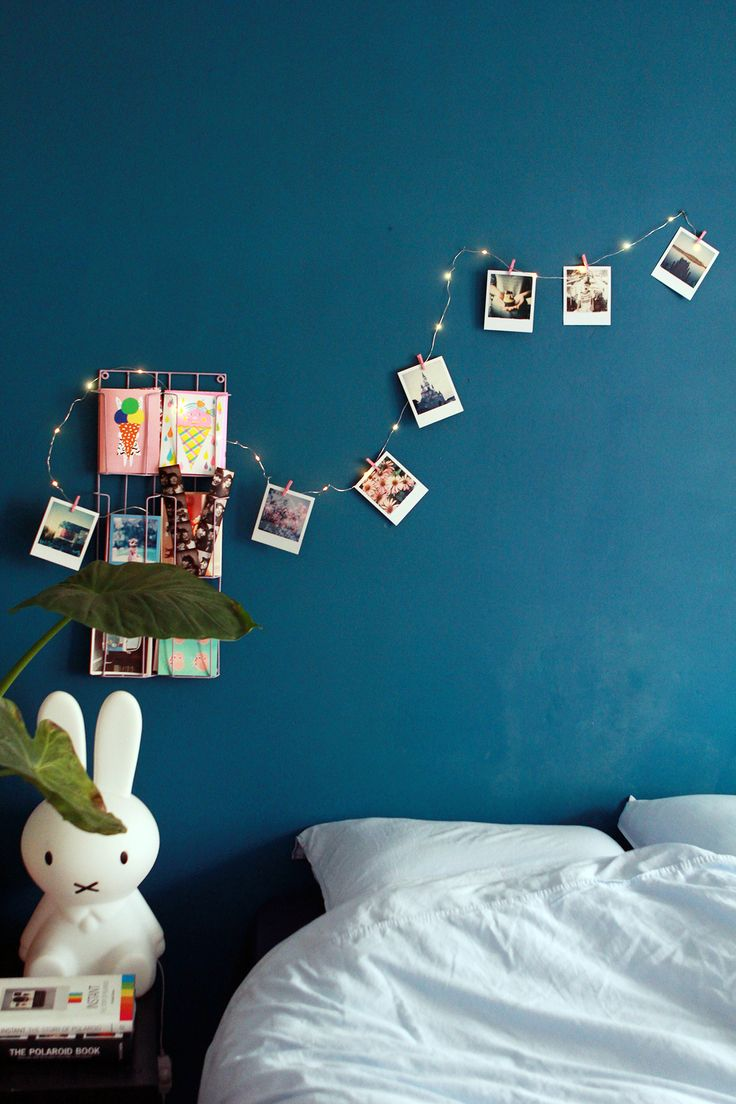 DIY guirlande lumineuse photo