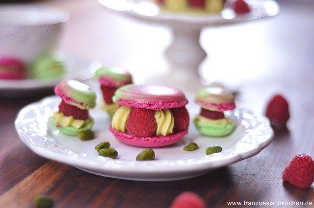 Macarons Tipps Teil 2 : die Füllung allgemein backen macarons rezepte nachspeisen Französisch Kochen by Aurélie Bastian